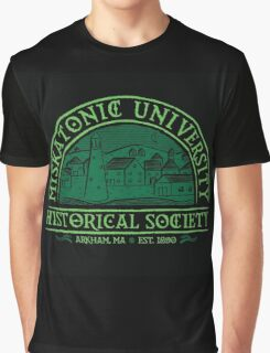 Miskatonic Historical Society Graphic T-Shirt
