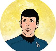 Spock by CMDebauchery