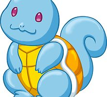 Squirtle! by TipsyKipsy