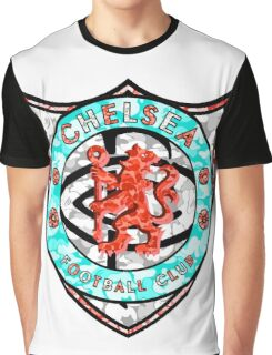 CHELSEA WHITE Graphic T-Shirt