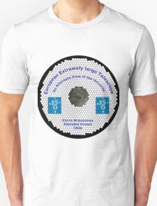 European Extremely Large Telescope (E-ELT) Logo T-Shirt
