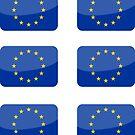 Flags of the World - European Union x6 by CongressTart