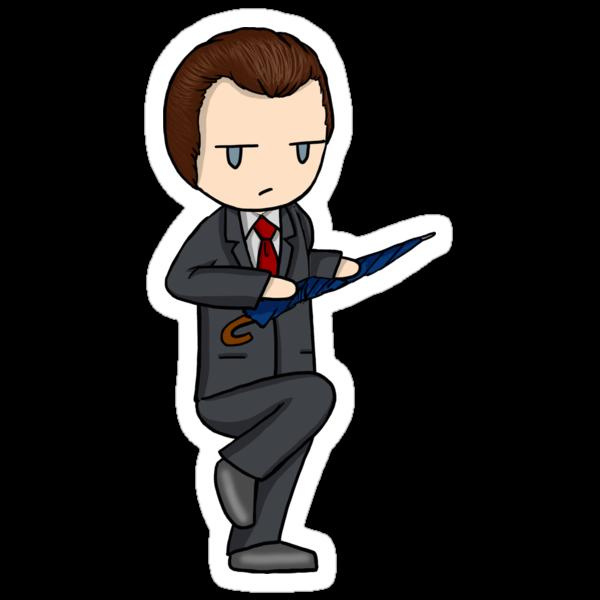 Mycroft Dancing by shockingblanket