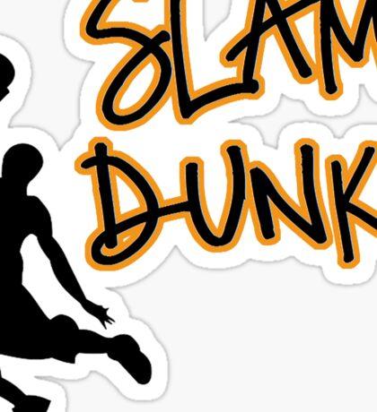 Slam Dunk Sticker