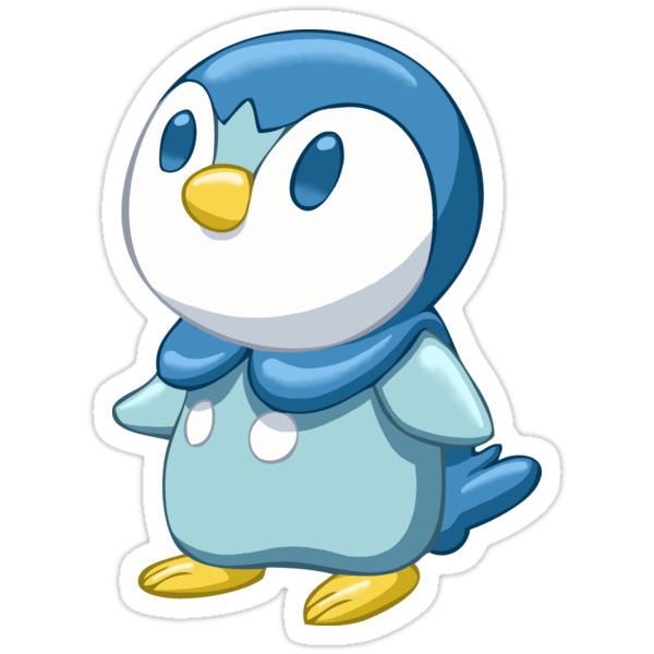 Piplup! by TipsyKipsy