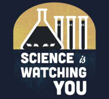 Science is Watching You One Piece - Short Sleeve
