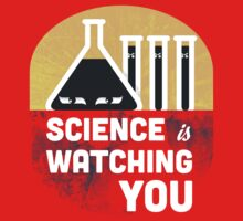Science is Watching You Baby Tee