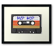Hip Hop RAP  Music Framed Print