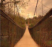 A Bridge Across Forever © by © Hany G. Jadaa © Prince John Photography
