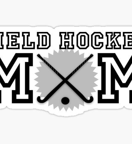 Field Hockey Mom Sticker