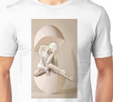 HEAD-EGGS ARE FOR THE BIRDS! Unisex T-Shirt