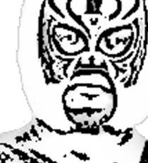 Tiger Mask G Has A Posse Sticker