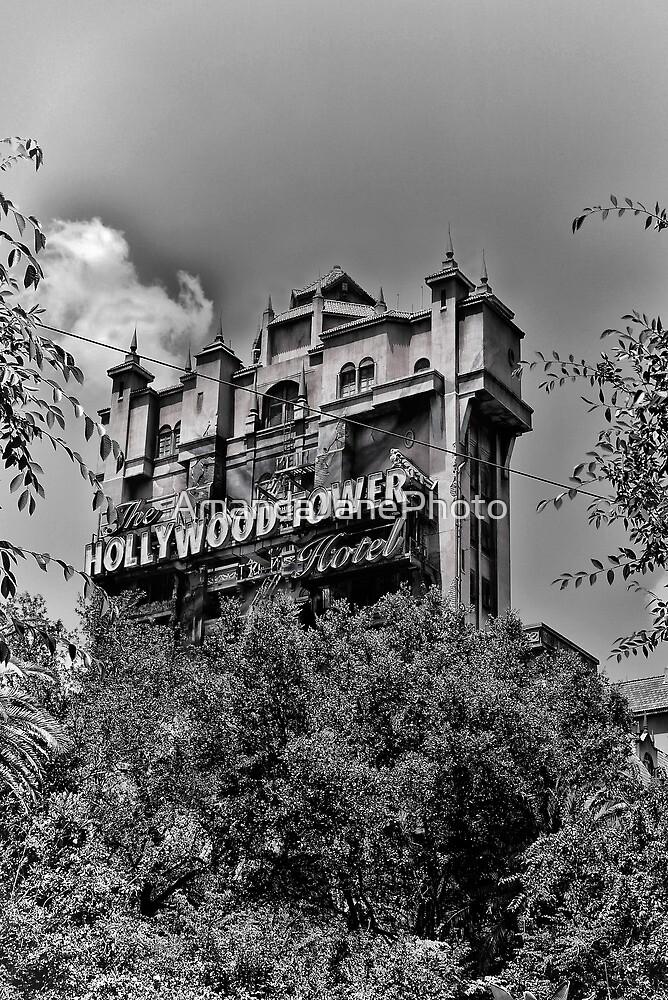 Disney Hollywood Studios - Tower of Terror by AmandaJanePhoto