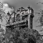 Disney Hollywood Studios - Tower of Terror by AmandaJanePhoto