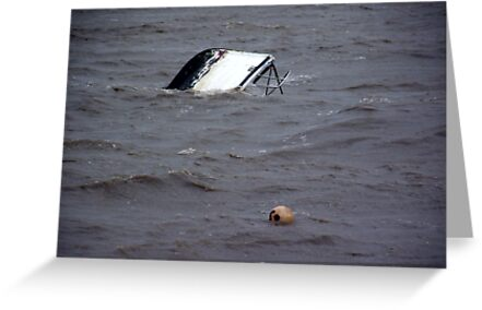 The Sinking of Tina by trish725