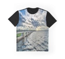And The Sky Went Boom ! Graphic T-Shirt