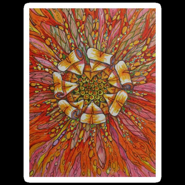 Sunsun flower by VicCollider