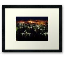 ©NLE Be Light I Framed Print
