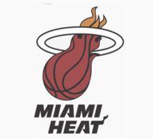 Miami Heat Kids Clothes