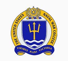 Naval War College Crest Unisex T-Shirt