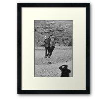 The Photographers Framed Print