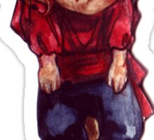 Cowry Catchers - Basil Sticker