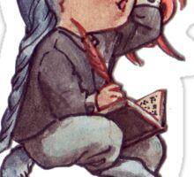 Cowry Catchers - Gwain with Silveo's Hat Sticker
