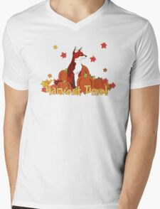 Harvest Time! Mens V-Neck T-Shirt