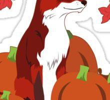 Harvest Time! Sticker