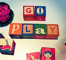 Go Play by Taryn King