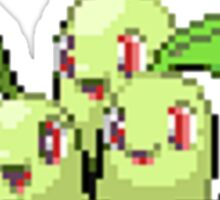 Chikorita was a Dugtrio Sticker