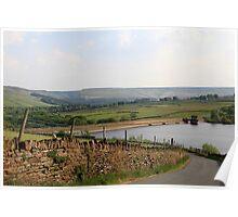 Diggly reservoir Poster