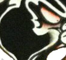Panther Growl! Sticker
