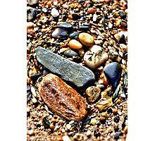 BeachBubble - Praa Sands 7am Photographic Print