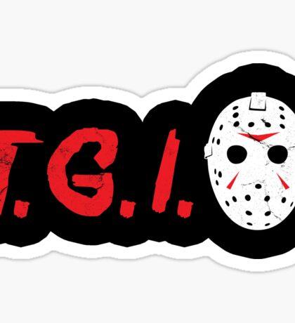 TGIFriday - sticker Sticker