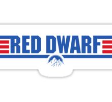 Red Dwarf Sticker