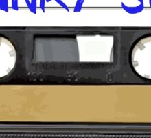 Cool Funky Soul MUSIC - Cassette Tape Sticker