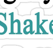 Uruguayans Shake It Better  Sticker
