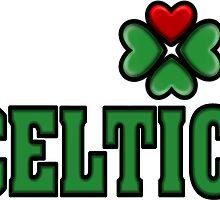 Love Celtic  by Sookiesooker