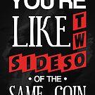 Same Coin by KitsuneDesigns