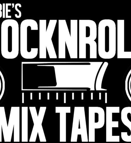 Albie's Rocknroll Sticker Sticker