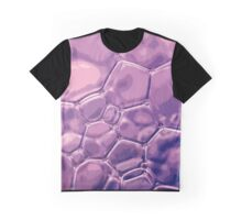 purple bubble scales Graphic T-Shirt