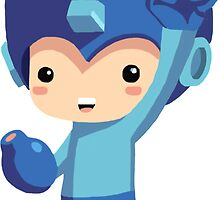 Mega Man! by Andrew Wood