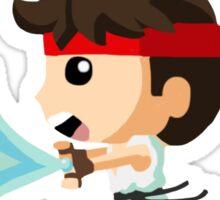 Street Fighter Ryu Sticker