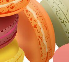 macarons 2 sticker Sticker