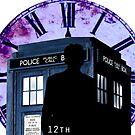 Twelfth Doctor- 12th by salodelyma