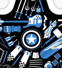 Heroes - Sticker Sticker