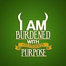 Glorious Purpose by KitsuneDesigns