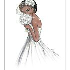 Blushing Bride Mia by veronicamarche