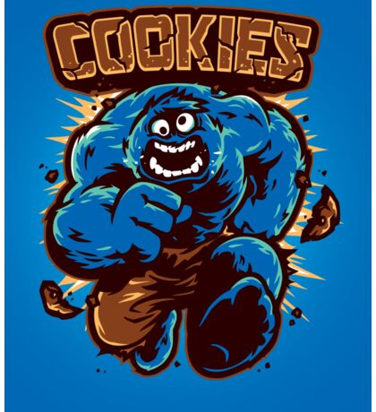 Cookies! - STICKER Sticker